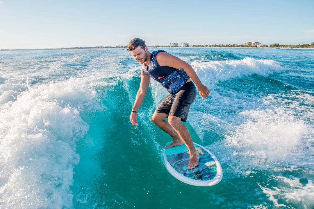 Image result for image wakesurfing