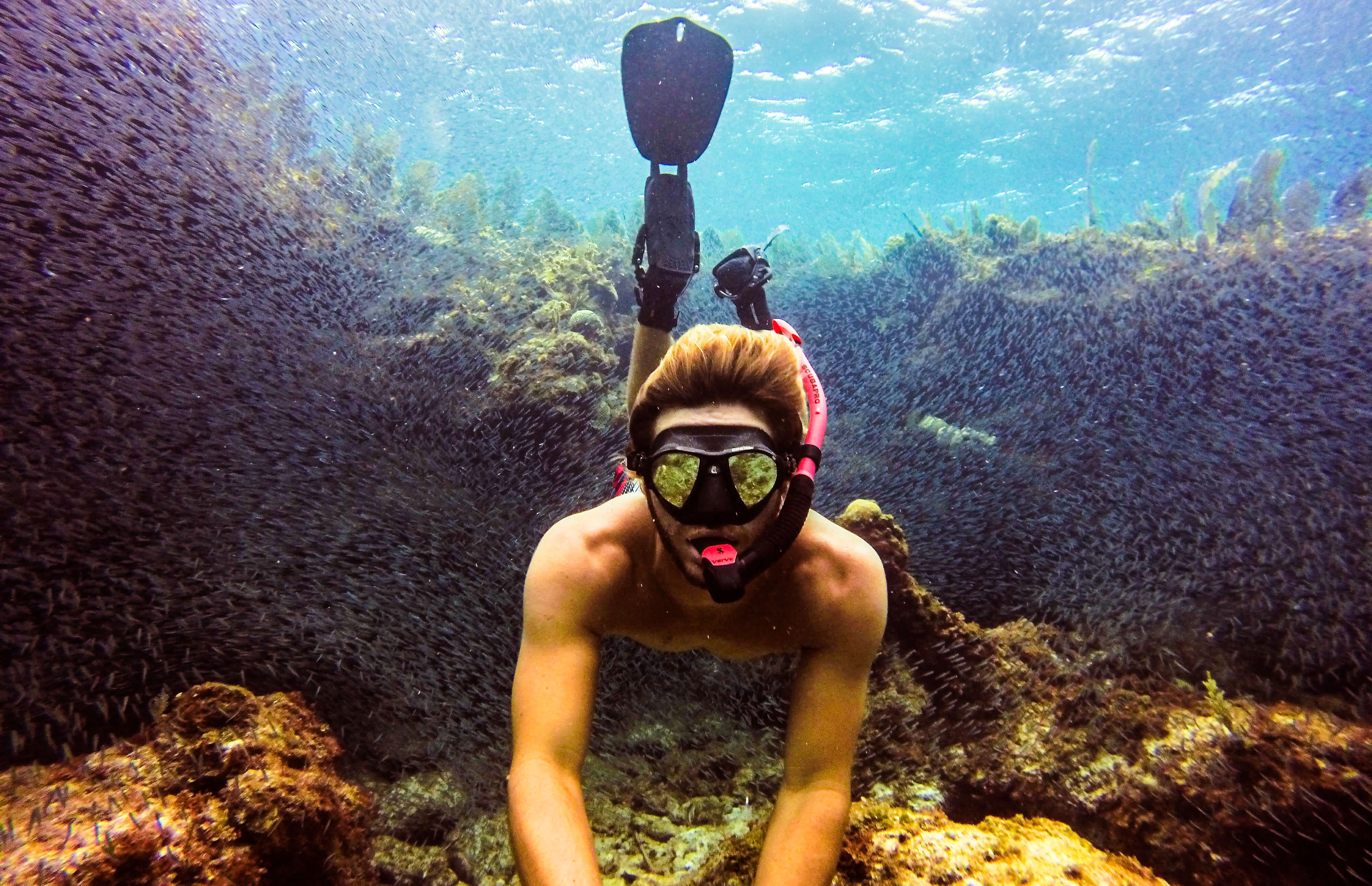 Snorkeling-Turks-and-Caicos